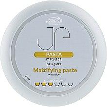 Парфюми, Парфюмерия, козметика Матираща паста за оформяне с бяла глина - Joanna Professiona Mattifying Paste