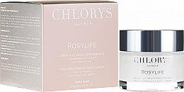 Парфюмерия и Козметика Нощен крем - Chlorys Rosylife High-Performance Night Cream