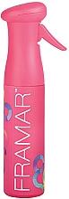 Парфюмерия и Козметика Спрей бутилка, 250 мл. - Framar Myst Assist Pink Spray Bottle