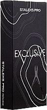 Парфюмерия и Козметика Професионални клещи за кожички NX-20-8, 8 мм - Staleks Pro Exclusive 20