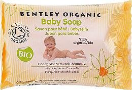 Парфюмерия и Козметика Детски сапун - Bentley Organic Baby Soap