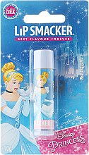 "Парфюми, Парфюмерия, козметика Балсам за устни ""Пепеляшка"" - Lip Smacker Disney Princess Cinderella Lip Balm Vanilla Sparkle"