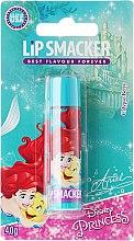 "Парфюми, Парфюмерия, козметика Балсам за устни ""Ариел"" - Lip Smacker Disney Shimmer Balm Ariel Lip Balm Calypso Berry"