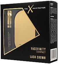 Парфюми, Парфюмерия, козметика Комплект - Max Factor (спирала за мигли/6.5мл + пудра за лице/10гр)