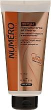 Парфюмерия и Козметика Възстановяваща маска за коса с екстракт от овес - Brelil Numero Total Repair Mask