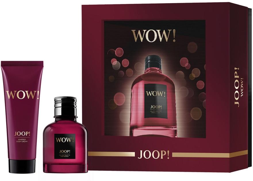 Joop! Wow! For Women - Комплект (тоал. вода/40ml + крем за тяло/75ml) — снимка N1