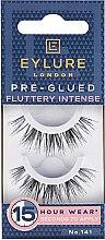Парфюмерия и Козметика Изкуствени мигли №141 - Eylure Pre-Glued Fluttery Light