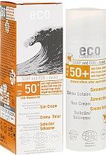 Парфюмерия и Козметика Екстра водоустойчив слънцезащитен крем - Eco Cosmetics Surf & Fun Extra Waterproof Sunscreen SPF 50+