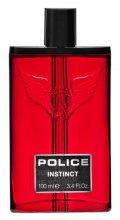 Парфюмерия и Козметика Police Instinct - Тоалетна вода (тестер без капачка)