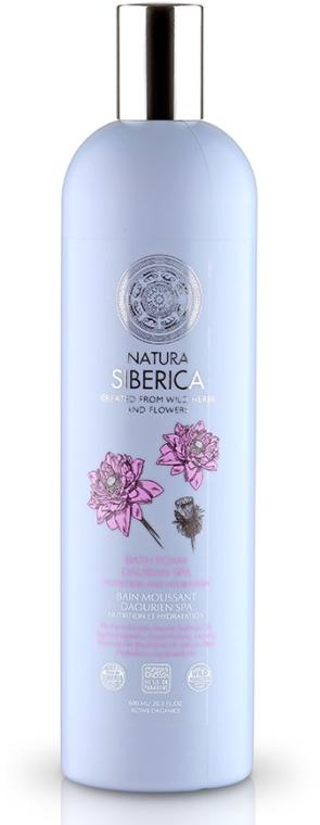 """Пяна за вана """"Daurian SPA подхранване и хидратация"""" - Natura Siberica — снимка N1"""