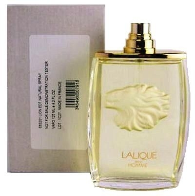Lalique Pour Homme Lion - Тоалетна вода (тестер без капачка)  — снимка N2