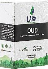 Парфюми, Парфюмерия, козметика Ръчно изработен сапун с есенциални масла - Lass Naturals Oud Soap