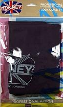 Парфюмерия и Козметика Фризьорска престилка, къпина - Ronney Professional Hairdressing Apron Blackberry