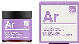 Парфюми, Парфюмерия, козметика Нощен крем за лице - Dr. Botanicals Artichoke Superfood Firming Night Moisturiser