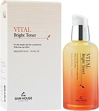 Парфюмерия и Козметика Изглаждащ тонер за лице - The Skin House Vital Bright Toner