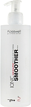 Парфюмерия и Козметика Изглаждащ крем за коса - Kosswell Professional Dfine Ionic Smoother