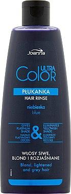 Синя обливка за светла коса - Joanna Ultra Color System