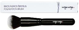 Парфюмерия и Козметика Четка за фон дьо тен - Uoga Uoga Foundation Brush