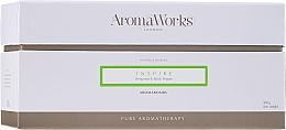 """Парфюмерия и Козметика Бомбичка за вана """"Вдъхновение"""" - AromaWorks Inspire AromaBomb Duo"""
