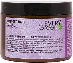 Парфюми, Парфюмерия, козметика Възстановяваща маска за коса - Dikson Every Green Damaged Hair Mask