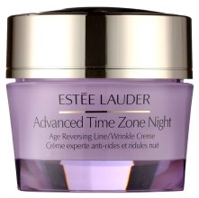 Парфюмерия и Козметика Нощен крем за борба с бръчките за всеки тип кожа - Estee Lauder Advanced Time Zone Night