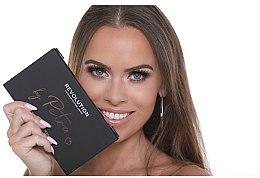 Палитра сенки за очи - Makeup Revolution X Petra 36 Shade Eyeshadow Palette — снимка N3