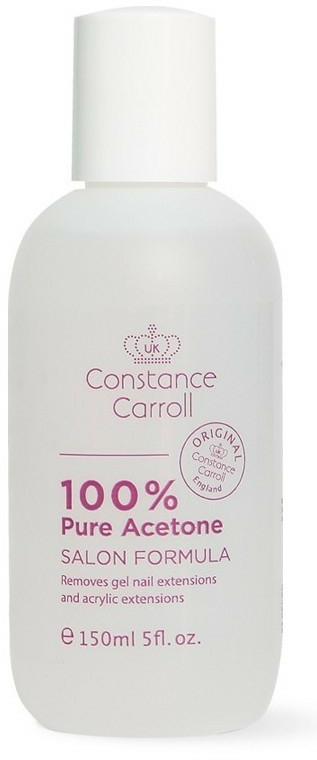 Ацетон за отстраняване на изкуствени нокти - Constance Carroll Pure Acetone Nail Remover