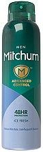 Парфюмерия и Козметика Дезодорант за мъже - Mitchum Men Ice Fresh 48hr Anti-Perspirant