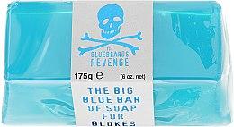 Парфюмерия и Козметика Сапун за лице и тяло - The Bluebeards Revenge Big Blue Bar Of Soap For Blokes