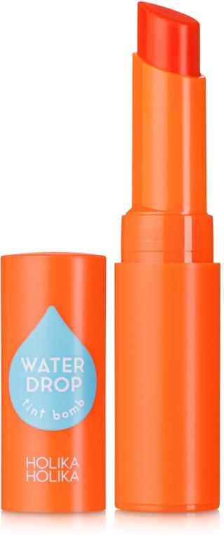 Хидратиращ тинт за устни - Holika Holika Water Drop Tint Bomb