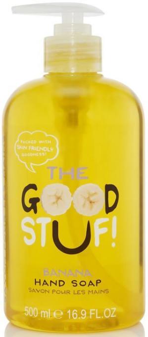 Течен сапун с аромат на банан - The Good Stuf Hand Wash Banana — снимка N1