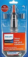 Парфюмерия и Козметика Тример за нос, уши и вежди - Philips Trimmer NT3160/10