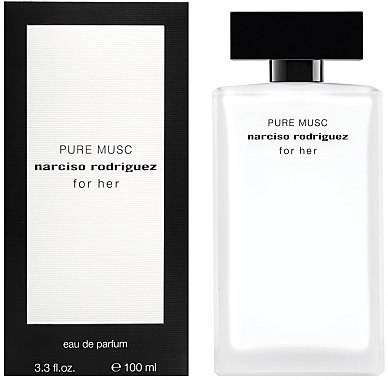 Narciso Rodriguez For Her Pure Musc - Парфюмна вода — снимка N3