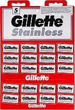 Парфюми, Парфюмерия, козметика Комплект ножчета - Gillette Stainless