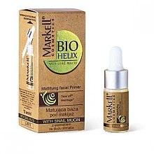 Парфюмерия и Козметика База за грим с екстракт от охлюв - Markell Cosmetics Base