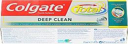 """Парфюми, Парфюмерия, козметика Паста за зъби """"Междузъбно почистване"""" - Colgate Total Deep Clean Toothpaste"""