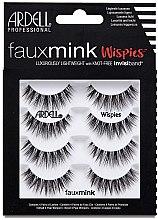 Парфюмерия и Козметика Изкуствени мигли - Ardell Faux Mink Multipack Wispies