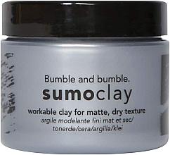 Парфюмерия и Козметика Моделираща глина за коса - Bumble And Bumble SumoClay