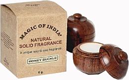 """Парфюми, Парфюмерия, козметика Натурален парфюмен крем с аромат на мед """"Honey Suckle"""" - Shamasa"""