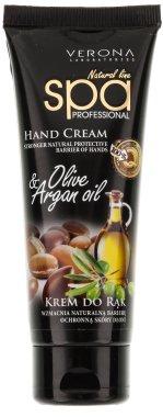 """Крем для рук """"Оливка и Аргановое масло"""" - Verona Laboratories Olive & Argan Oil Hand Cream — снимка N1"""