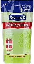 """Парфюмерия и Козметика Течен сапун """"Лайм"""" - On Line Lime Liquid Soap (Refill)"""