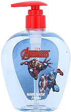 """Парфюми, Парфюмерия, козметика Течен сапун за ръце """"Отмъстителите"""" - Marvel Avengers Hand Wash"""