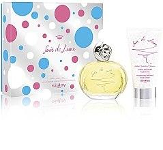 Парфюми, Парфюмерия, козметика Sisley Soir de Lune - Комплект (парф. вода/100ml + крем за тяло/150ml)