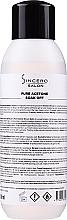 Парфюмерия и Козметика Ацетон за премахване на гел лак - Sincero Salon Acetone