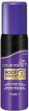 Парфюми, Парфюмерия, козметика Оцветяващ спрей за корените на косата - Wella Color Perfect Root Touch Up