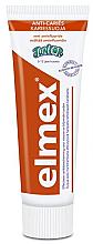 Парфюмерия и Козметика Детска паста за зъби, 5-12 години - Elmex Junior Toothpaste