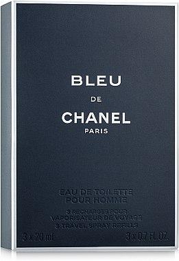 Chanel Bleu de Chanel - Тоалетна вода (пълнител) — снимка N2