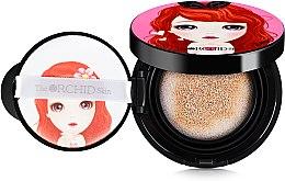 Парфюми, Парфюмерия, козметика Кушон и гъба за лице - The Orchid Skin Flower Smart Cushion Mochi SPF50/PA+++