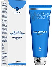 Парфюмерия и Козметика Пилинг за лице - Colway Blue Diamond Peeling