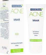 Парфюмерия и Козметика Матираща маска за лице - Novaclear Acne Mask